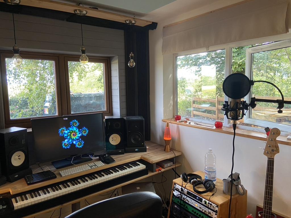 Recording in Canterbury