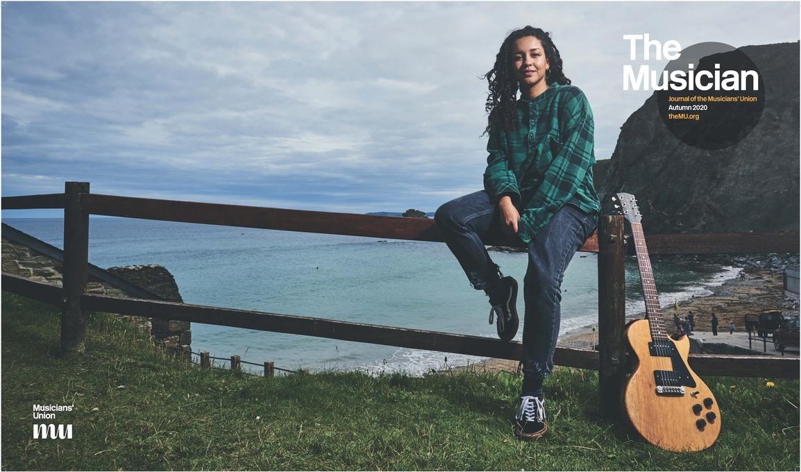 The Musician (autumn)